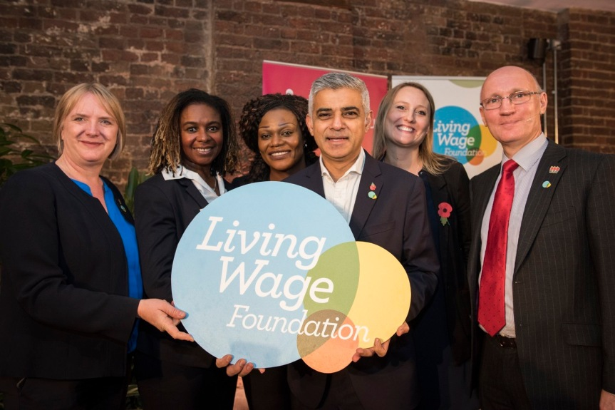 London Living Wage rise set to benefit Enfield and Haringey residents